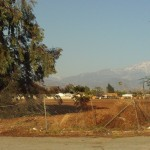 Mount San Gorgonio Is Cover With Snow