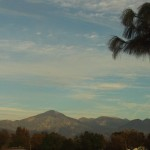 The Big Bear area seen from Redlands