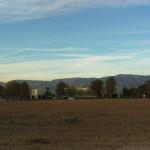 View of The San Bernardino Mountains