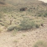 Schwab Ghost Town In Death Valley
