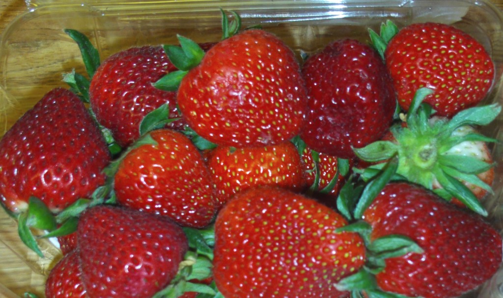 Fresas Is The Spanish Word For Strawberries